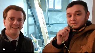 Добрый хвост: у Баграта Агажанова будет своя ветклиника