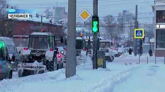 Cнегоуборочных машин в Челябинске станет больше