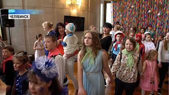 В Челябинске прошла губернаторская ёлка