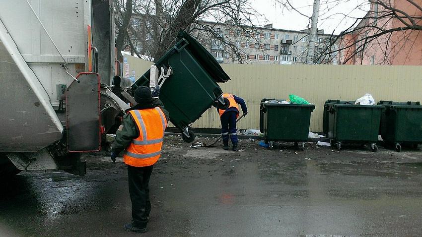В Челябинской области вырастет тариф на вывоз мусора