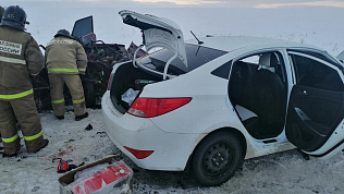 Четыре человека погибли в ДТП на трассе в Челябинской области