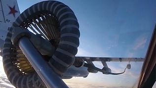 МиГ-31БМ сделали дозаправку в небе