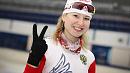 Челябинская конькобежка Ольга Фаткулина завоевала «золото» чемпионата Европы
