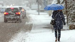 Дождь и плюсовые температуры придут в Челябинскую область