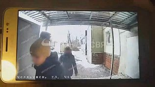 Грабители вошли в подъезд вслед за ребенком