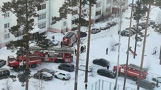 В Снежинске герой спас троих из горящего дома