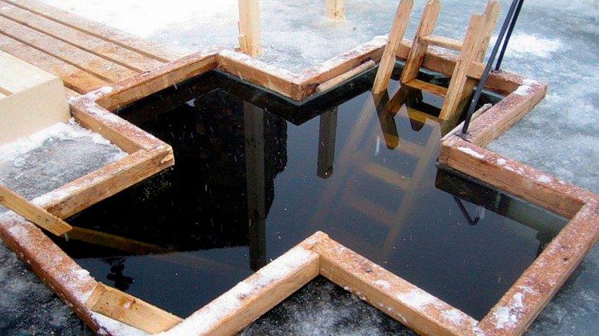 В праздник Крещения в Челябинске откроют дополнительную купель на Первом озере