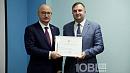 Медиахолдинг ОТВ получил награду от Совета Федерации