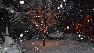 Южноуральцев ожидает снежное начало новой недели
