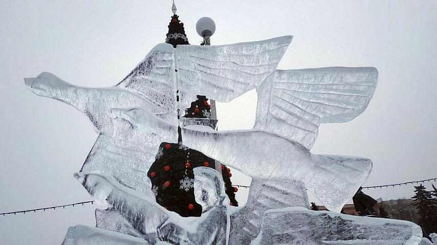 В Челябинске повторно откроют ледовый городок