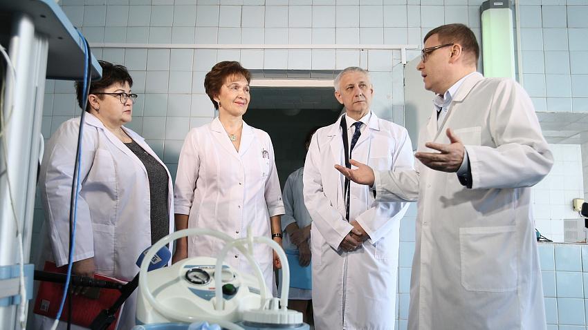 В Челябинской области увеличат подъемные по программе «Земский фельдшер»
