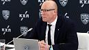В Континентальной хоккейной лиге сменится президент