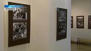 В историческом музее открылась фотовыставка Холокост