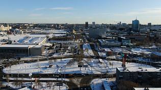 Полёты над Челябинском
