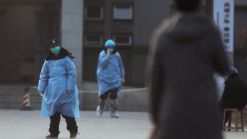Россиянин, находящийся в закрытом Ухане, рассказал о ситуации из-за коронавируса