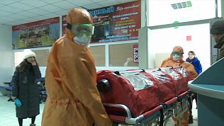 В Костанае испытали капсулу для больных коронавирусом