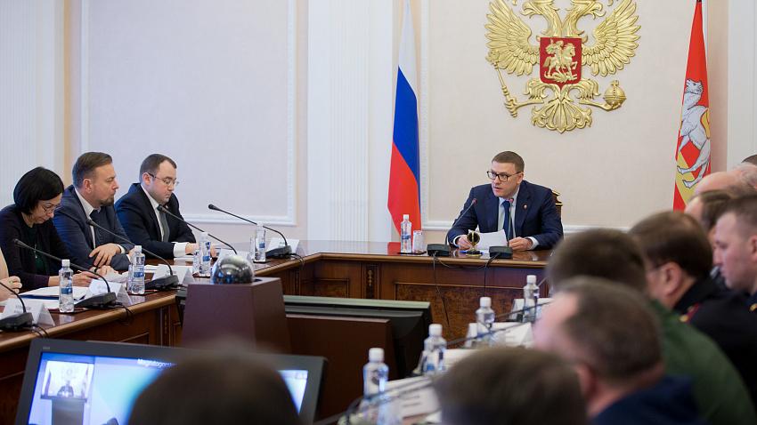 Алексей Текслер призвал начинать готовиться к 75-летию Победы заранее