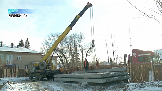 Жители Новосинеглазово против строительства дома