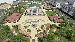 Обновленные парк, ДК и площадь появятся в Усть-Катаве