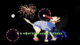 Поющая собака покоряет Челябинск