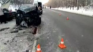 ДТП с двумя погибшими на трассе в Ашинском районе