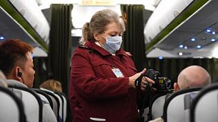 Южноуральцы жалуются на долгую проверку пассажиров самолетов