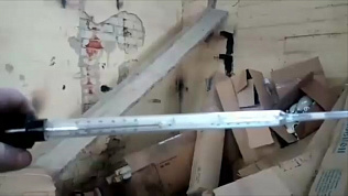 В промышленной зоне Миасса обнаружена свалка опасных отходов