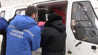 Вертолёт санитарной авиации доставил пациентку из Миасса в Челябинск