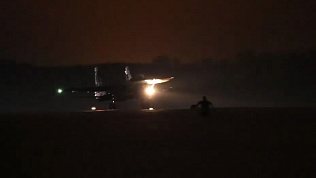 Ночью и в облаках: челябинские военные отработали сложные полёты