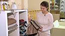 Челябинка делает экорюкзаки из ткани, которую соткала на домашнем станке