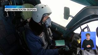В небо взмыли челябинские экипажи истребителей-бомбардировщиков