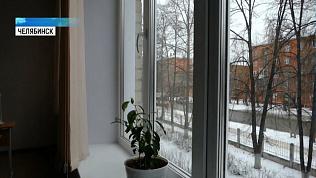 В школе № 70 заменили окна