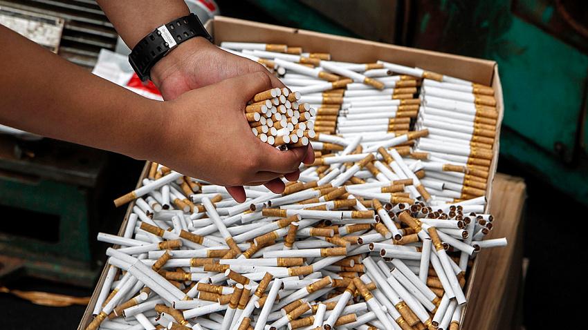 Челябинская область лидирует по продажам контрабандных сигарет