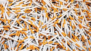 Контрабандные сигареты из Белоруссии заняли 22% рынка Челябинской области