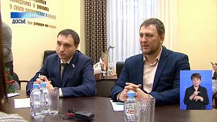 Антон Шарпилов ушел в отставку