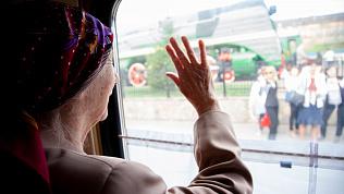 Ветераны войны теперь смогут бесплатно ездить на поездах