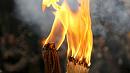 Благодатный огонь привезут в Челябинск за день до Пасхи