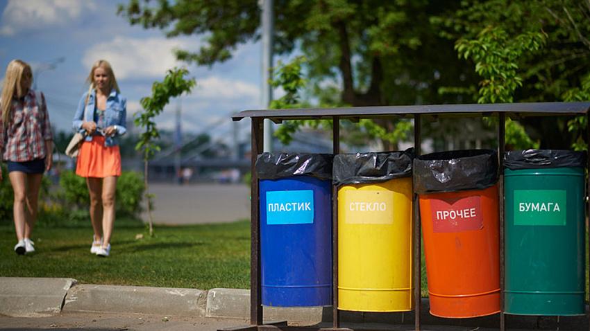 Сортировку отходов для южноуральцев могут сделать обязательной