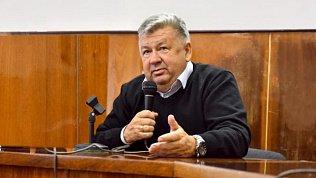 Андрею Важенину присвоили звание «Почетный гражданин Челябинской области»