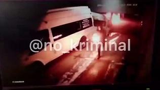 Был поджог: видео показало причину пожара на подземной парковке в Челябинске