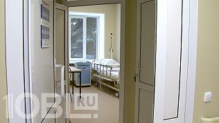 Современно и удобно: в ГКБ № 1 Челябинска отремонтировали травматологию