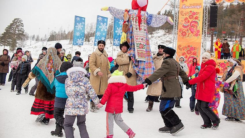 В Челябинске состоятся масштабные проводы зимы