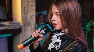Юная челябинка приняла участие в новом сезоне шоу «Голос.Дети»