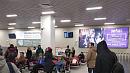 Гостеприимный Челябинск: пассажиры обсуждают рекламу мужского клуба и ломбарда в аэропорту