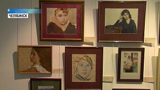 Картины Брусиловского представили в Челябинске