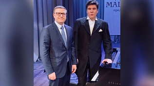 Алексей Текслер и Денис Мацуев поздравили женщин с 8 марта