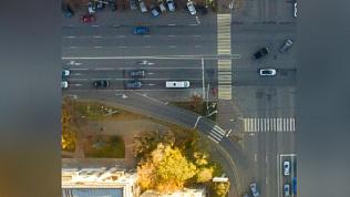 Челябинцы решили судьбу отнесенного поворота в центре города