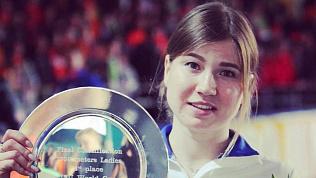 Челябинская конькобежка Ольга Фаткулина завоевала «бронзу» на Кубке мира
