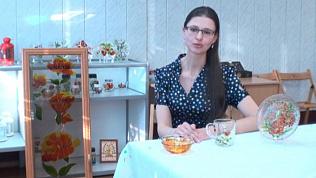 Красочные витражи создает жительница Снежинска