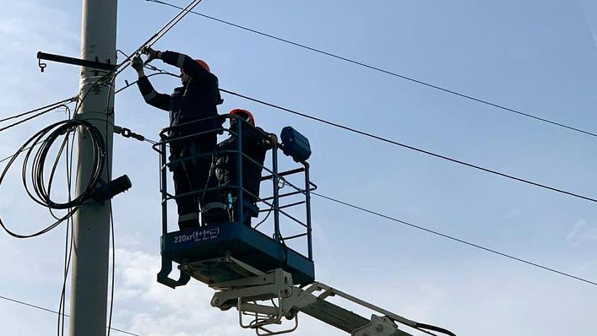 «Чистое небо» Челябинска: стартовал второй этап переноса проводов под землю